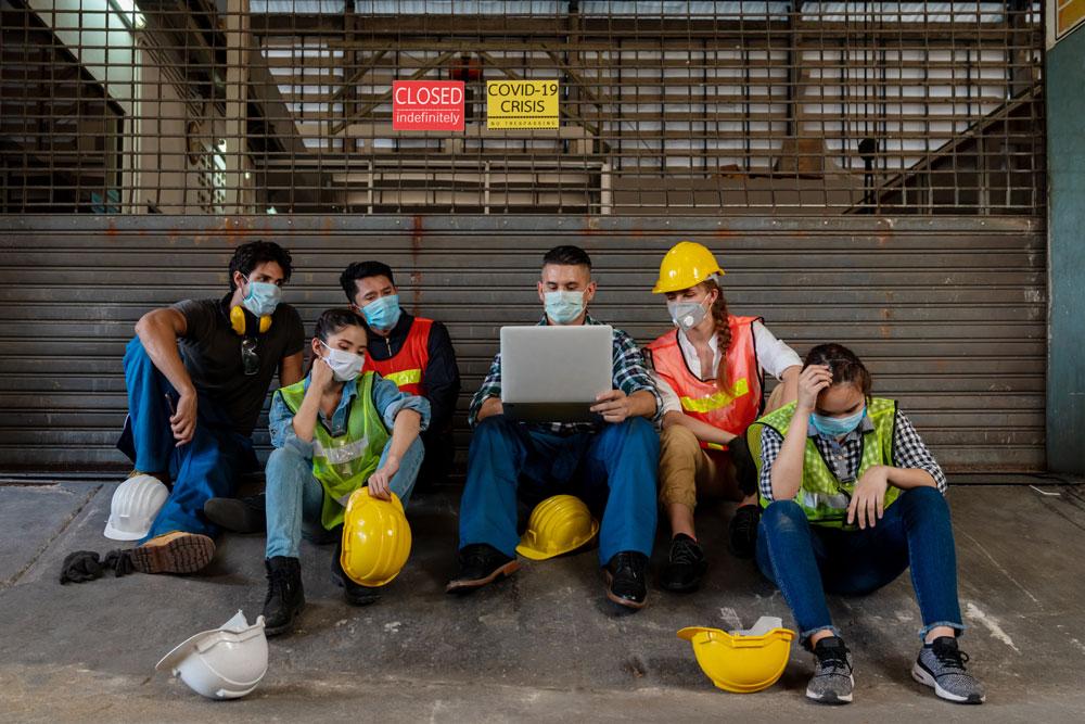 Coronavirus Job Loss - Getting Back to Work