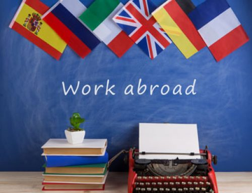 Finding work overseas