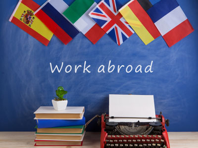 Finding Work Overseas